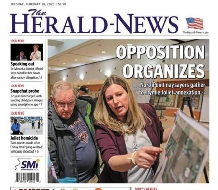 Local Coverage of Community Town Hall