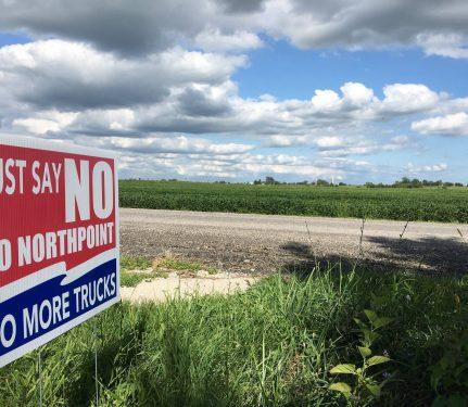 Manhattan Township Says NO