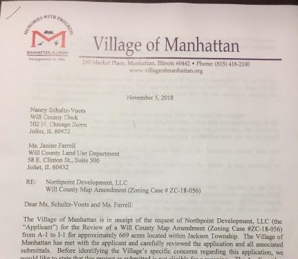 Village of Manhattan Says NO to NorthPoint