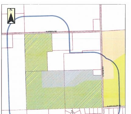 NorthPoint Petitions Joliet for I1 Zoning
