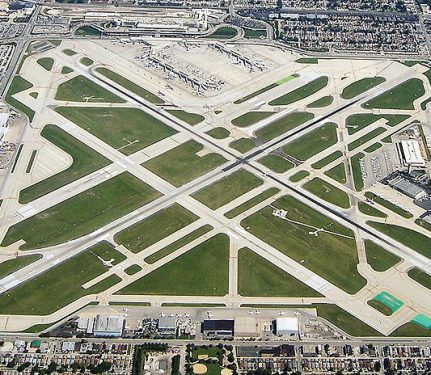 How many Midway Airports?