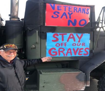 Veterans say NO to NorthPoint