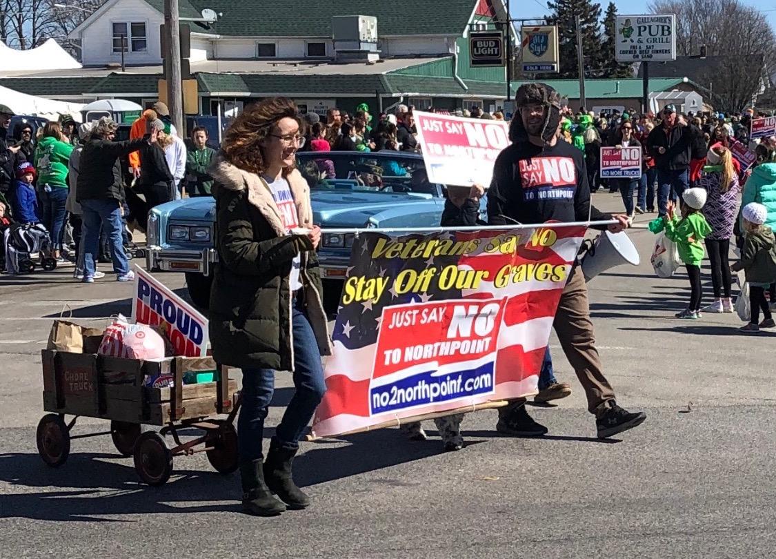 2020 Manhattan Irish Fest Parade