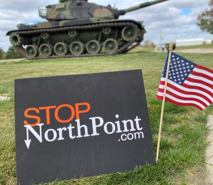 Stop NorthPoint Intends to File TRO, Amended Complaint